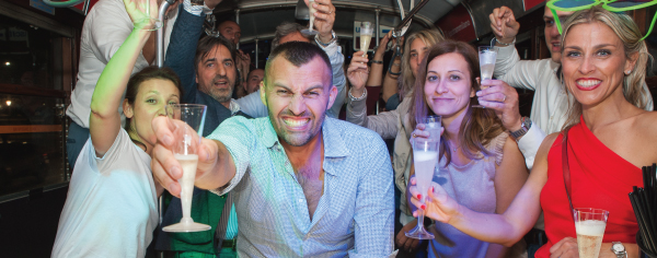 discotram-business - Bob Consulting - Eventi Tram Milano